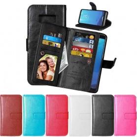 Mobilplånbok Dubbelflip Flexi Samsung Galaxy S8 Plus SM-G955F
