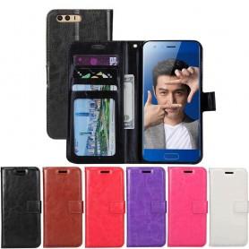 Mobilplånbok 3-kort Huawei Honor 9 STF-L09 skal fodral CaseOnline.se