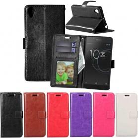 Mobilplånbok 3-kort Sony Xperia L1 mobilskal fodral CaseOnline