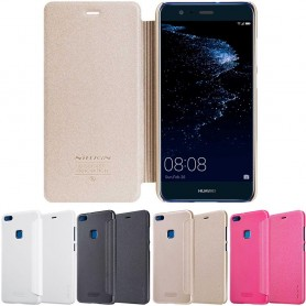 FlipCover Nillkin Sparkle Huawei P10 Lite mobilskal CaseOnline.se