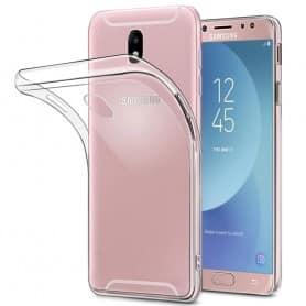 Samsung Galaxy J5 2017 Silikon skal Transparent