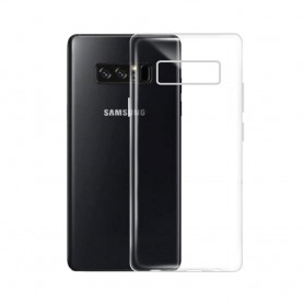 Samsung Galaxy Note 8 Silikon skal Transparent