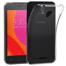 Lenovo B Silikon skal Transparent mobilskal skydd tillbehör