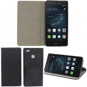 Moozy Smart Magnet FlipCase Huawei P9 Lite mobilskal tillbehör skydd caseonline