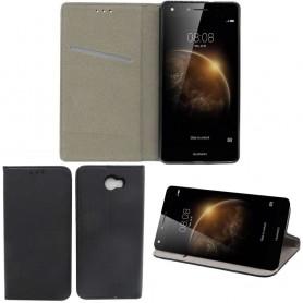 Moozy Smart Magnet FlipCase Huawei Y5 II / Y6 II Compact mobilskal