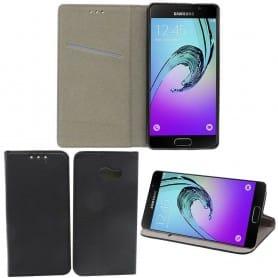Moozy Smart Magnet FlipCase Samsung Galaxy A3 2016 SM-A310F fodral skal