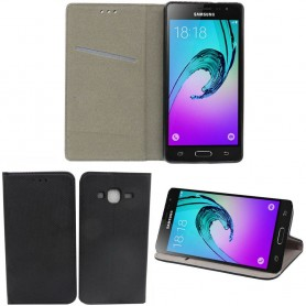 Moozy Smart Magnet FlipCase Samsung Galaxy J3 / J3 2016 SM-J310F fodral skal mobilplånbok