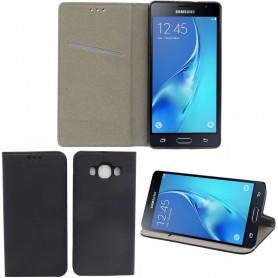 Moozy Smart Magnet FlipCase Samsung Galaxy J5 2016 SM-J510F mobilplånbok fodral skal