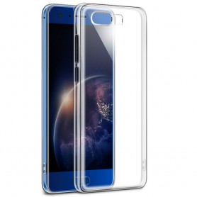 Clear Hard Case Huawei Honor 9 STF-L09 mobilskal transparent caseonline