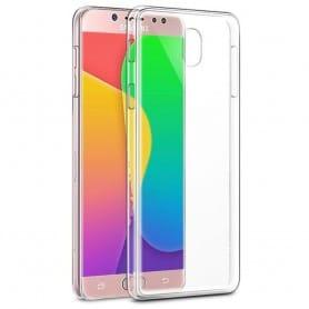 Clear Hard Case Samsung Galaxy J7 2017 SM-J730F mobil skal caseonline
