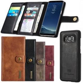 Multiplånbok Tri-Fold 12 kort Samsung Galaxy S8 Plus SM-G955F
