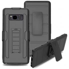 Stötsäkert skal med hölster 3i1 Samsung Galaxy Note 8 SM-N950F mobilskal