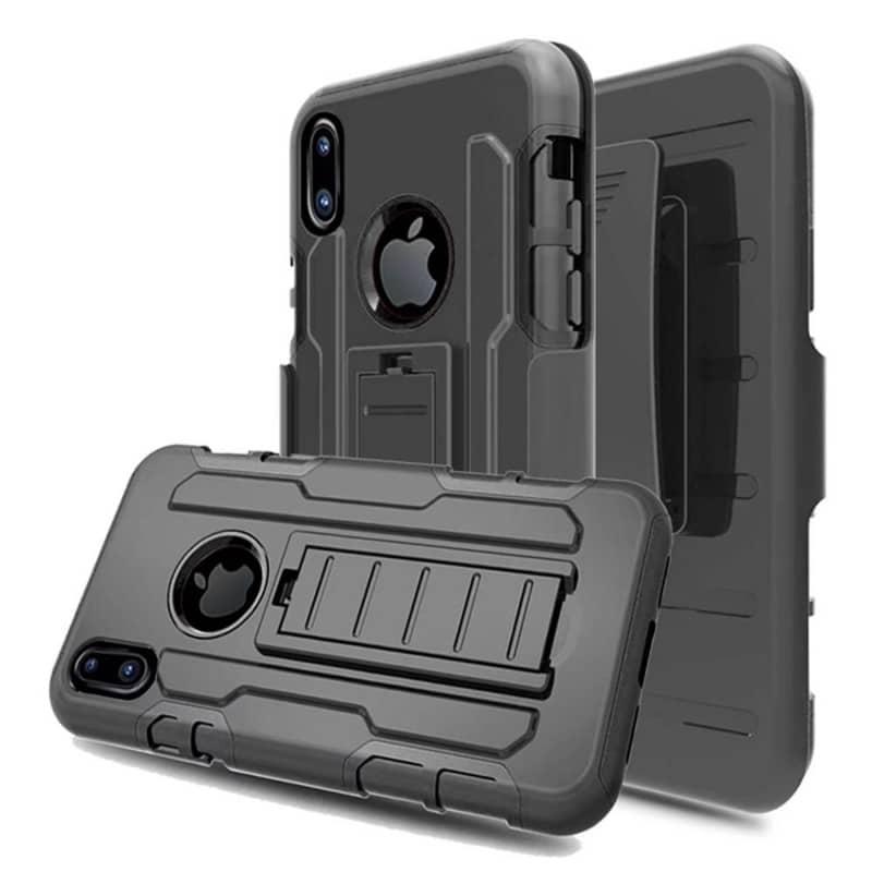 Köp Hölster skal 2i1 till Apple iPhone X   Xs hos CaseOnline.se 188e86137dc92