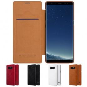 Nillkin Qin FlipCover Samsung Galaxy Note 8 SM-N950F mobilskal skydd caseonline