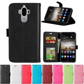 Mobilplånbok 3-kort Huawei Mate 9 (MHA-L29)