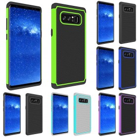 Heavy Duty 2i1 silikon skal Samsung Galaxy Note 8 mobilskal skydd caseonline