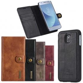 Mobilplånbok Magnetisk DG-Ming Samsung Galaxy J3 2017 fodral mobilskal