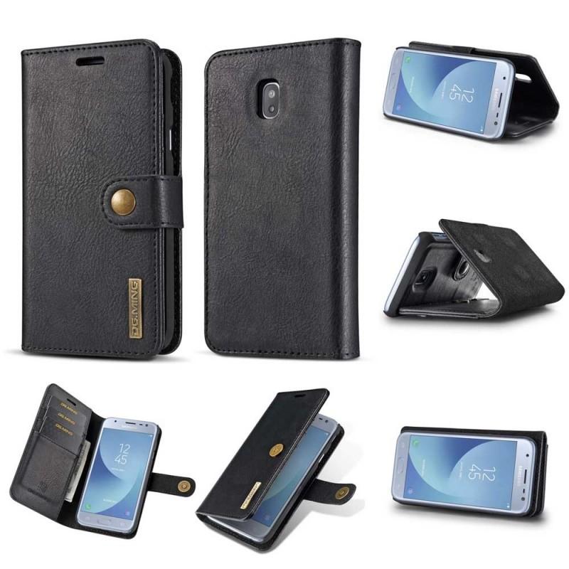 Mobilplånbok Magnetisk DG-Ming Samsung Galaxy J7 2017 fodral mobilskal 02b0972015dd8