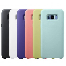 Silikon skal silky soft Samsung Galaxy S8 mobilskal