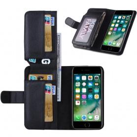 Multiplånbok 7 cards Galaxy S6