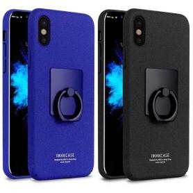 IMAK Ring Case Apple iPhone X mobilskal selfieskal