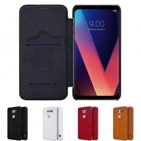Nillkin Qin FlipCover LG V30 H932 mobilskal fodral