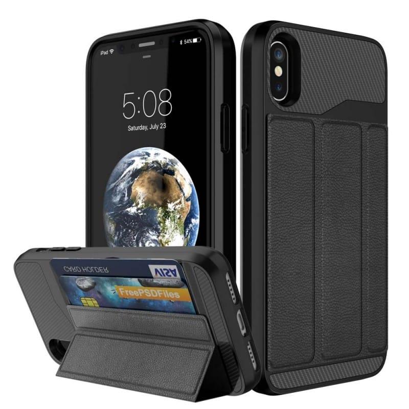 Köp ZM 2i1 kortskal till Apple iPhone X   Xs - CaseOnline dd0a7ecfd0e78