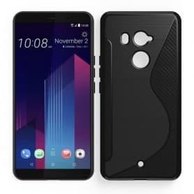 S Line silikon skal HTC U11 Plus mobilskal