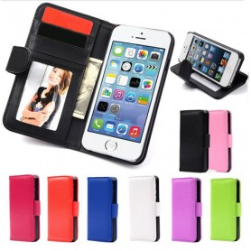 Plånboksfodral Foto iPhone 4 4S