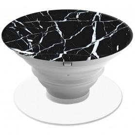 Popsocket - Mobilhållare marble black universal selfiehållare mobiltillbehör