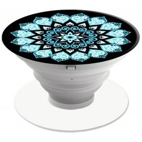 Popsocket - Mobilhållare peace mandala selfiehållare