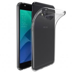 Asus Zenfone 4 Selfie Pro ZD552KL Silikon skal Transparent