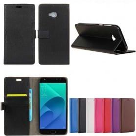 Mobilplånbok Asus Zenfone 4 Selfie Pro ZD552KL mobilskal fodral vaska