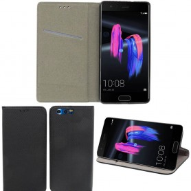 Moozy Smart Magnet FlipCase Huawei Honor 9 mobilskal
