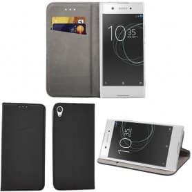 Moozy Smart Magnet FlipCase Sony Xperia XA F3111 CaseOnline.se