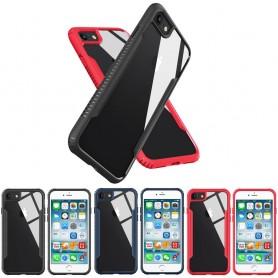 TPU Bumper Glass Case Apple iPhone X