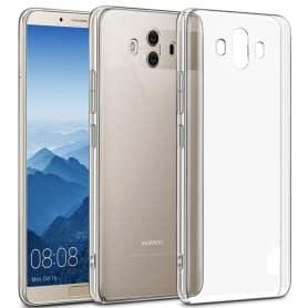 Clear Hard Case Huawei Mate 10 ALP-L29 mobilskal