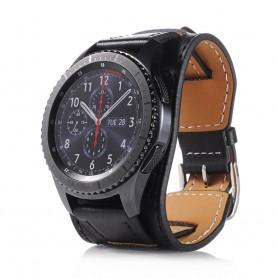 CUFF Armband Samsung Gear S3 Frontier- Classic - Svart