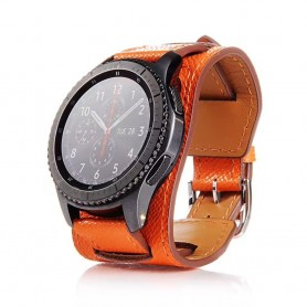 CUFF Armband Samsung Gear S3 Frontier Classic- Orange