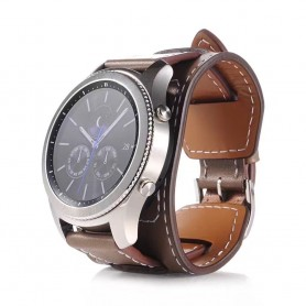 CUFF Armband Samsung Gear S3 Classic Frontier - Coffee
