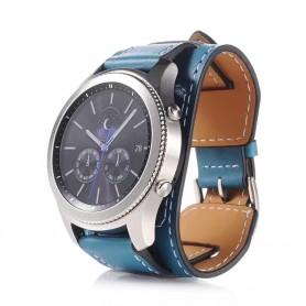 CUFF Armband Samsung Gear S3 - Blå