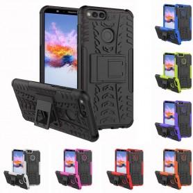 Stöttåligt skal med ställ Huawei Honor 7X BND-L21 CaseOnline