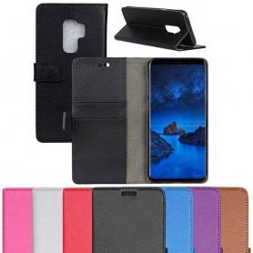 Mobilplånbok 2-kort Samsung Galaxy S9 (SM-G960F)