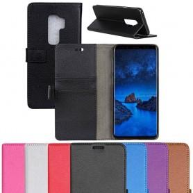 Mobilplånbok 2-kort Samsung Galaxy S9 Plus SM-G965 mobilskal CaseOnline