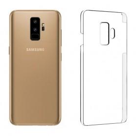 Clear Hard Case Samsung Galaxy S9 Plus mobilskal SM-G965