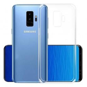 Samsung Galaxy S9 Plus  Silikon skal Transparent