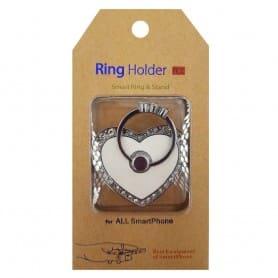 Heart 5 Mobilhållare, Selfiering