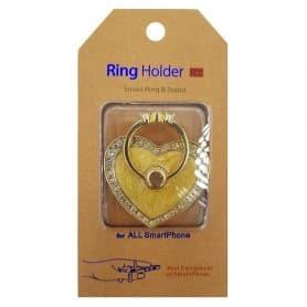Heart 6 Mobilhållare, Selfiering