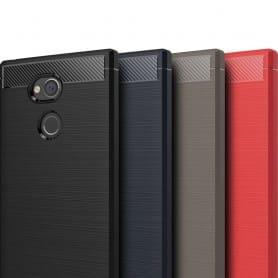 Borstat silikon TPU skal Sony Xperia XA2 Ultra H4233 mobilskal