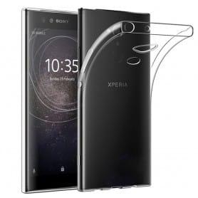 Galaxy S7 Edge Plus  Silikon skal Transparent